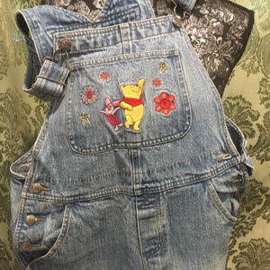 Disney Winnie-the-Pooh Overalls, Small
